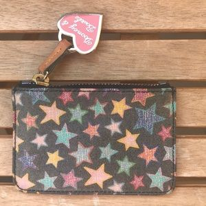 DOONEY & BOURKE | Star Print Coin Purse